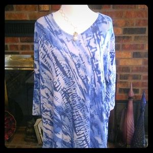 CJBanks Sparkly Tunic